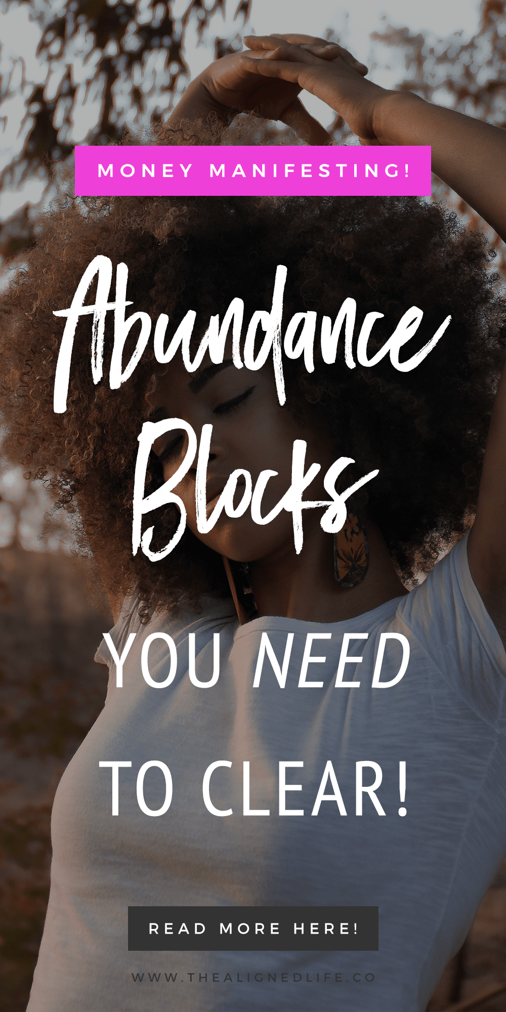 Money Manifesting: 3 Abundance Blocks You Need To Clear