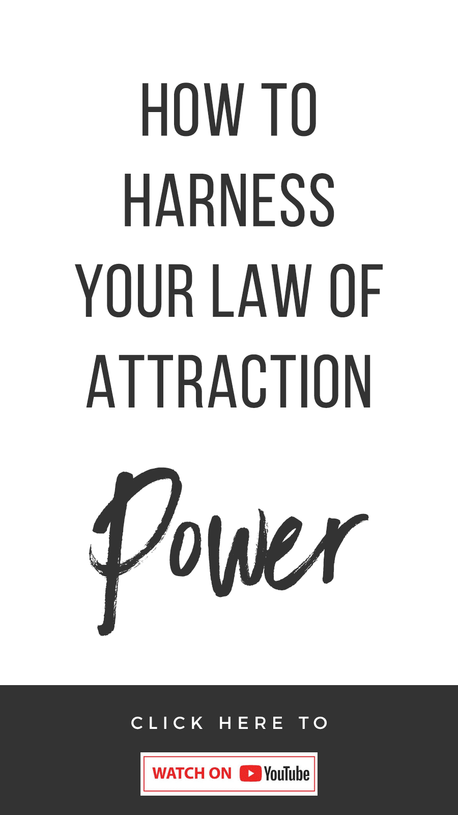 3 Ways To Harness Your Law of Attraction Power Daily