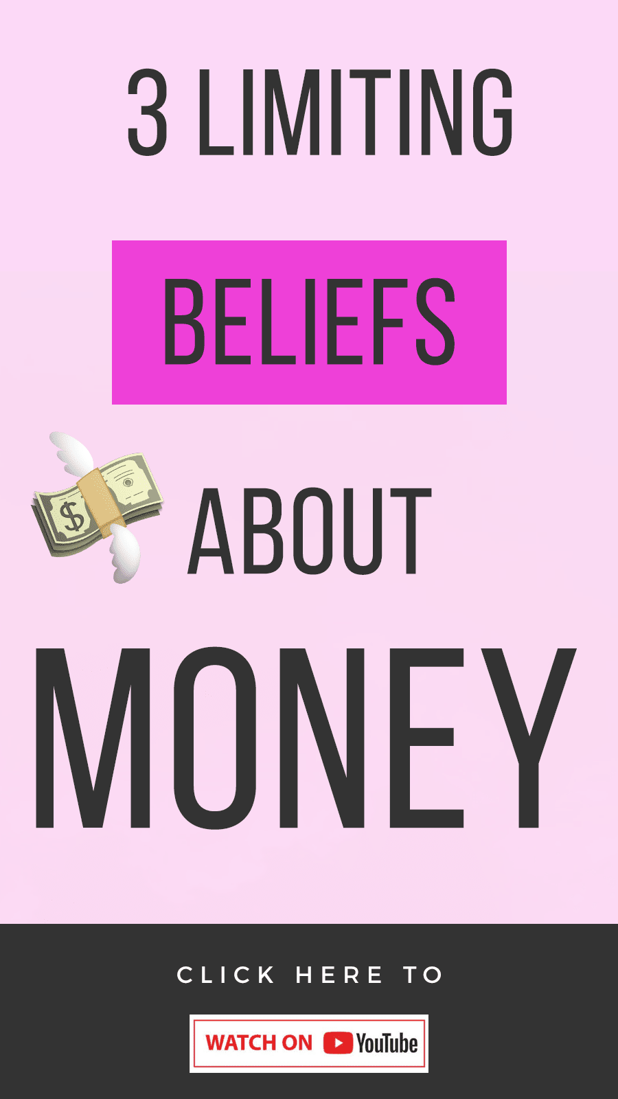 3 Limiting Beliefs I Used To Have About Money