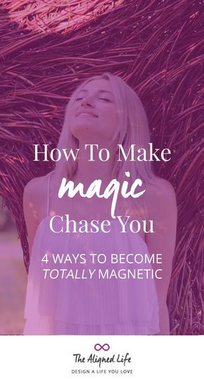 How To Make Magic Chase You | Become Totally Magnetic