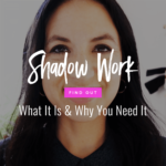 photo of Jenn Stevens with text that reads Shadow Work: What It Is & Why You NEED It Training