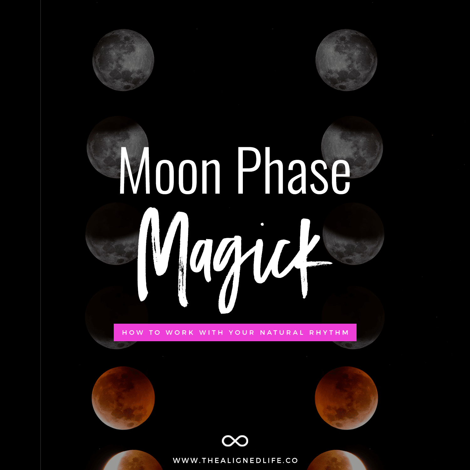 Moon Phase Magick: Manifest With Mother Nature