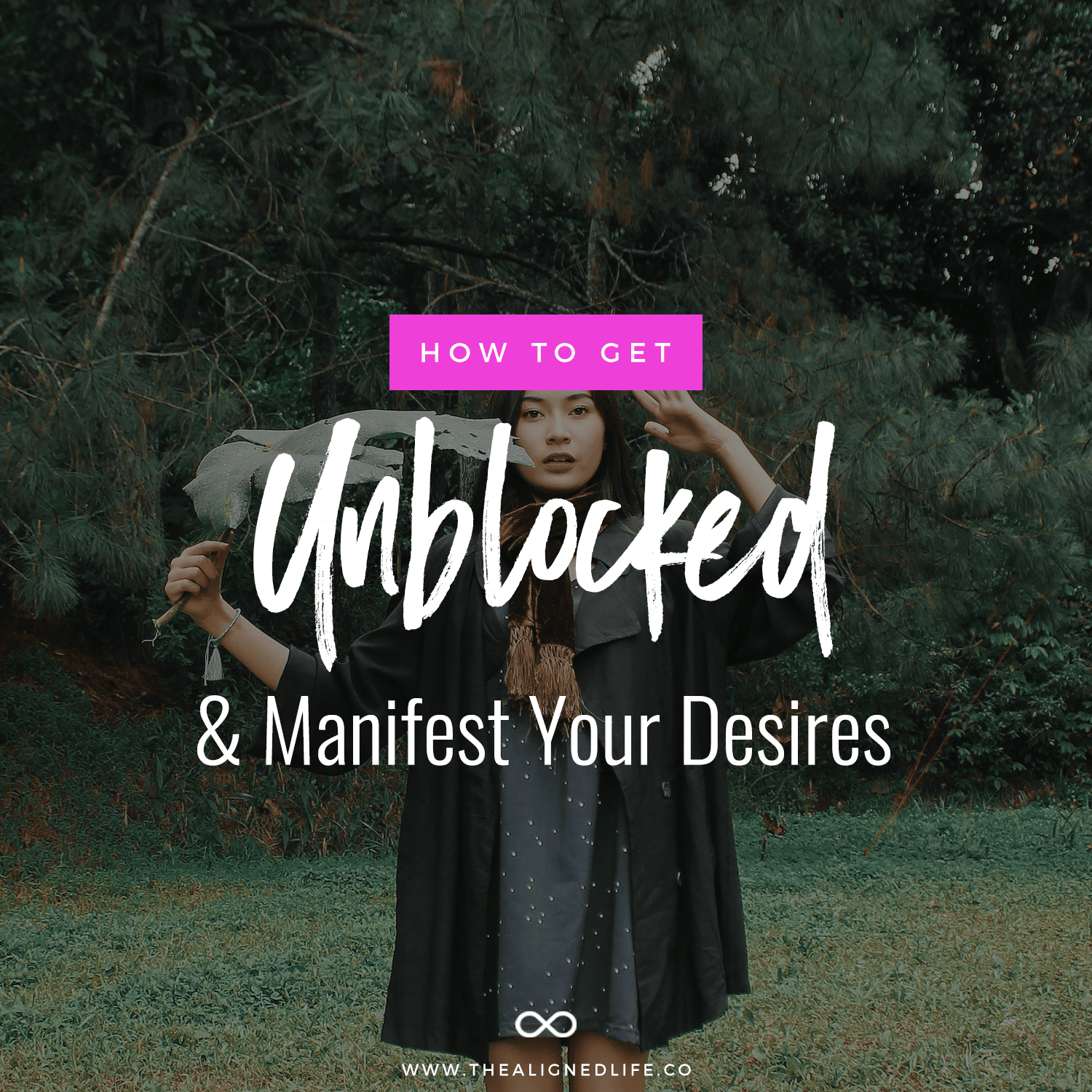 How To Get Unblocked & Manifest Your Desires In 3 Steps